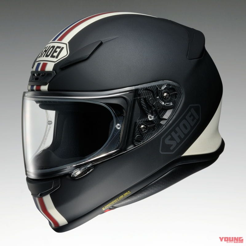 SHOEI Z-7 EQUATE TC-10