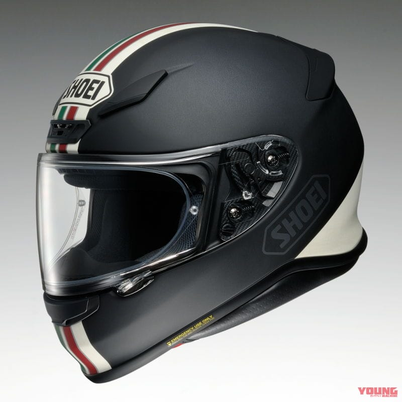 SHOEI Z-7 EQUATE TC-4