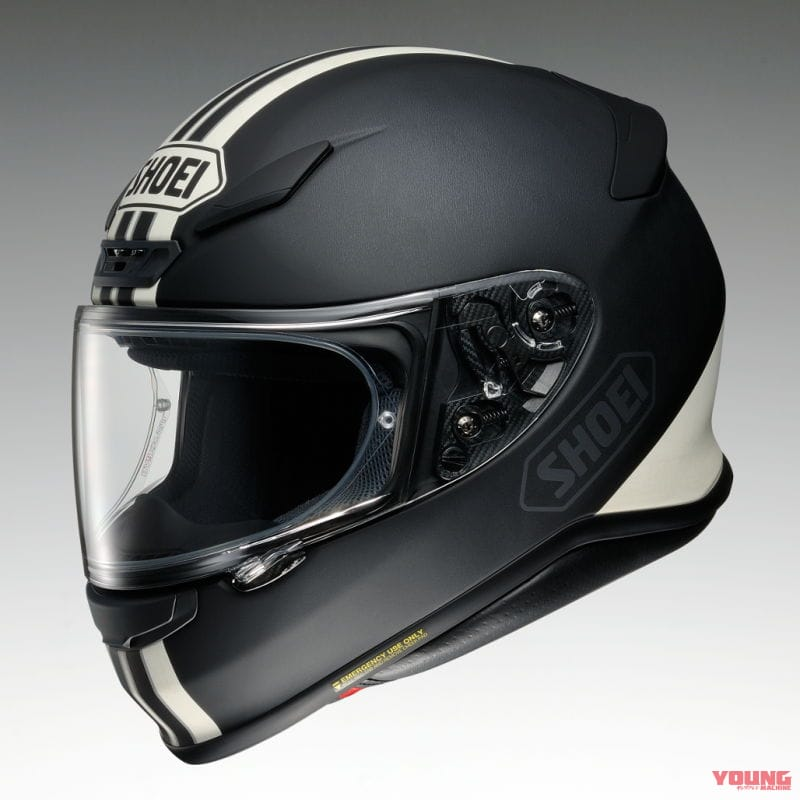 SHOEI Z-7 EQUATE TC-5