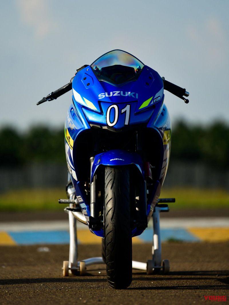 SUZUKI GIXXER SF 250 MotoGP Edition