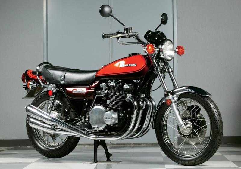 KAWASAKI 900 SUPER FOUR Z1 1972