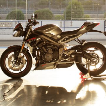 TRIUMPH STREET TRIPLE RS[2020 model]