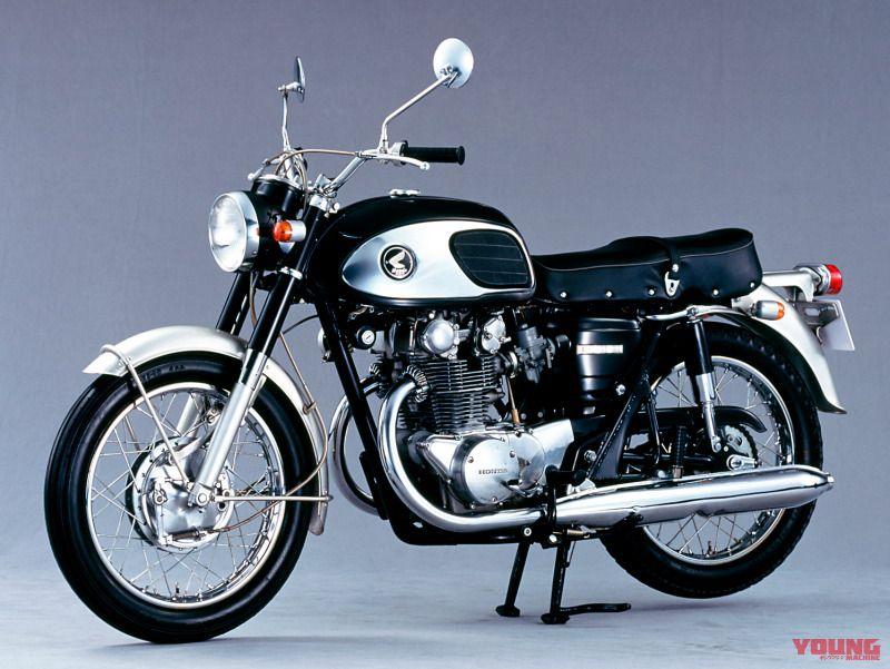 HONDA CB450 1965