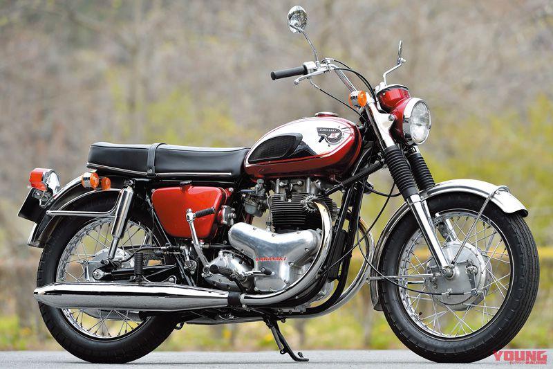 KAWASAKI 650-W1 1966