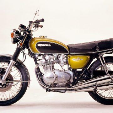 HONDA CB500Four 1971