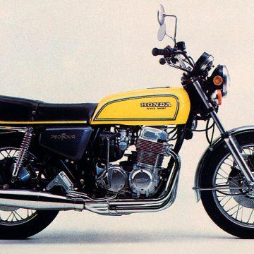 HONDA CB750Four II 1975