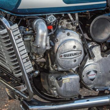 SUZUKI RE-5 1974
