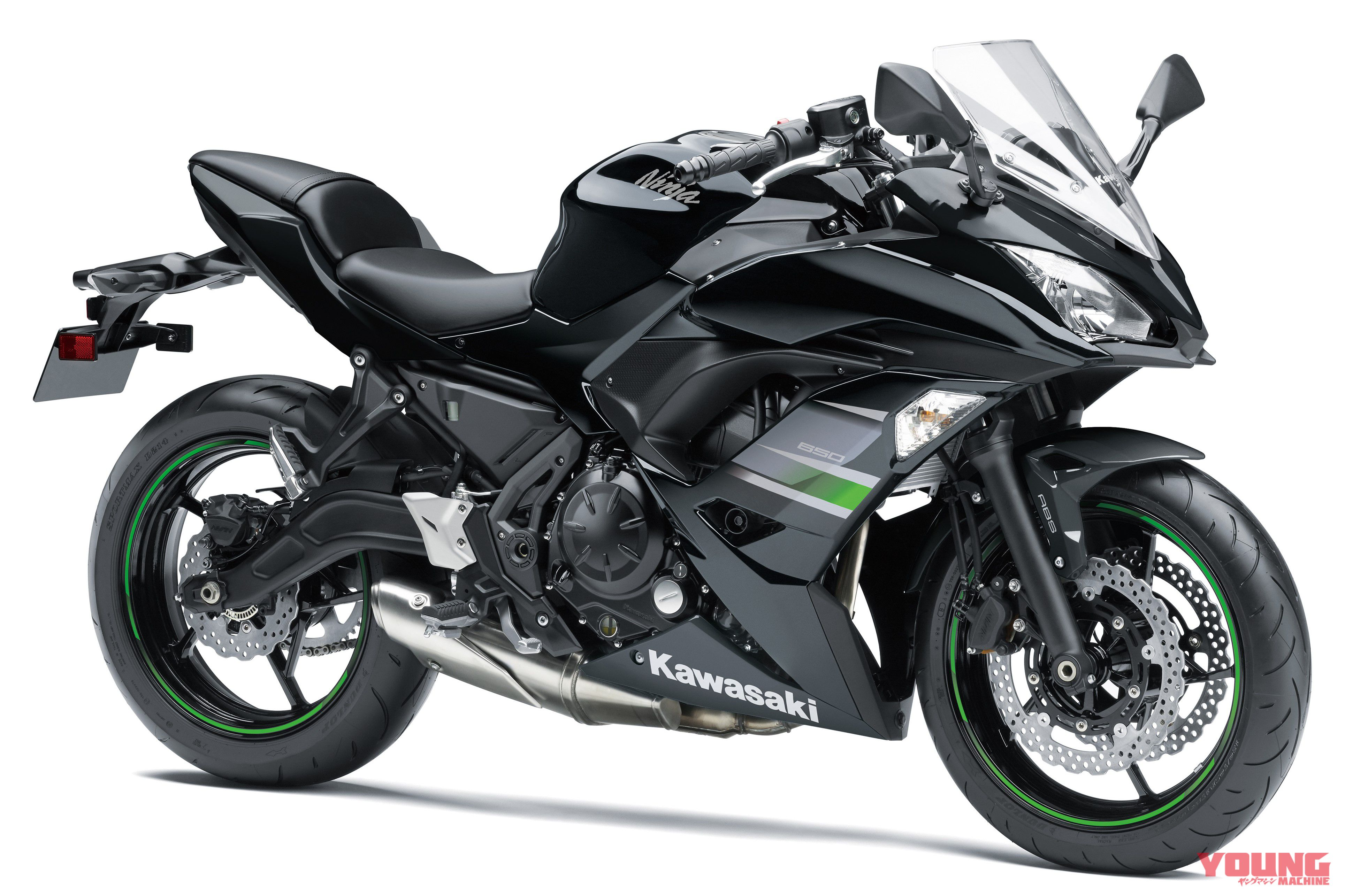KAWASAKI Ninja 650 2019 model