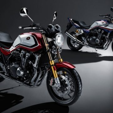 CB1300 SUPER FOUR SP & CB1300 SUPER BOL D'OR SP