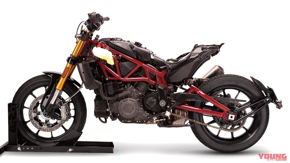 INDIAN FTR1200S