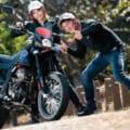 30〜40万円台で買えるお手軽バイク:アプリリアSX125【125ccに見えない個性的な存在感】