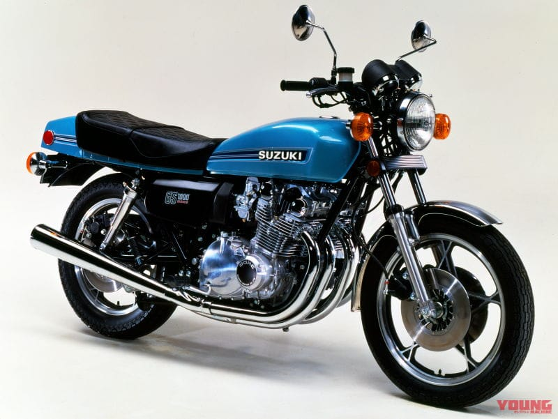 SUZUKI GS1000 1978