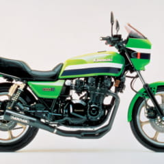 KAWASAKI KZ1000R 1982