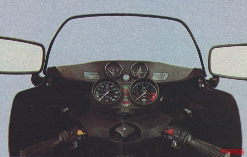 BMW R100RS 1976