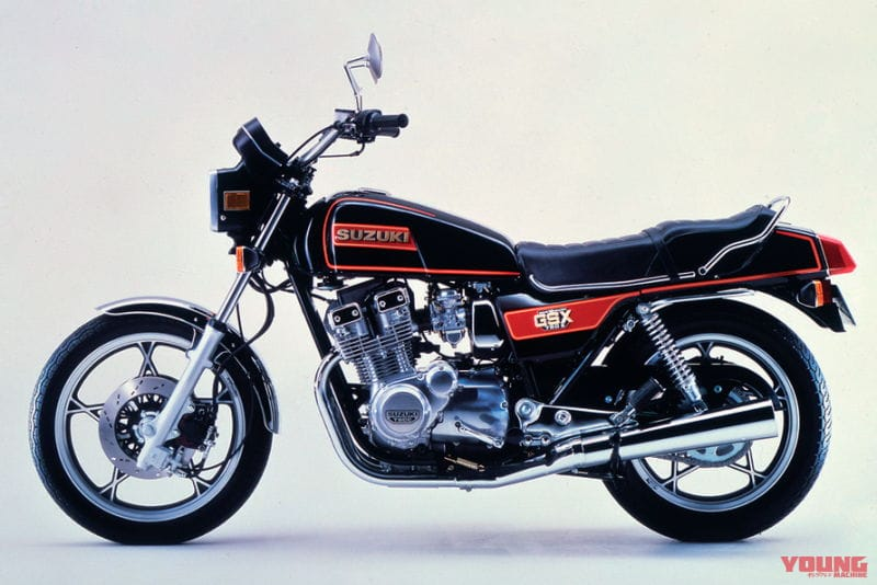 SUZUKI GSX750E 1980