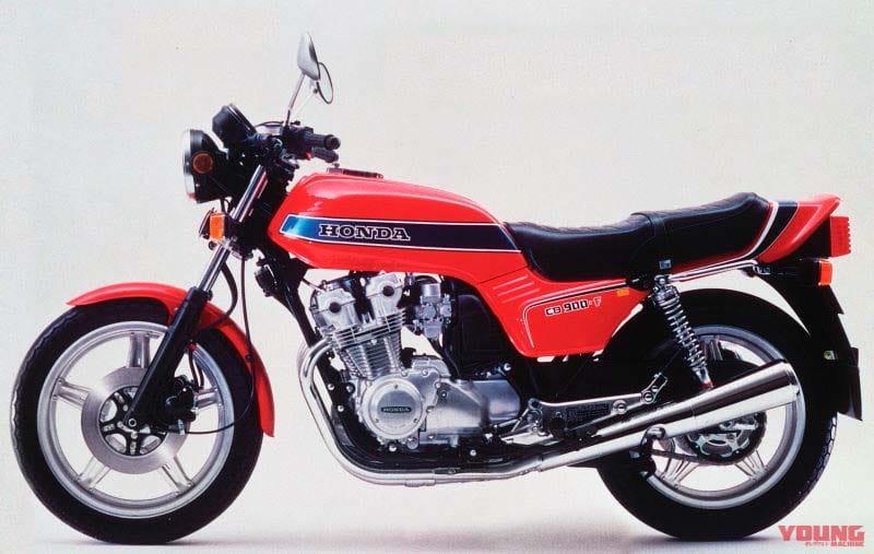 HONDA CB900F 1979