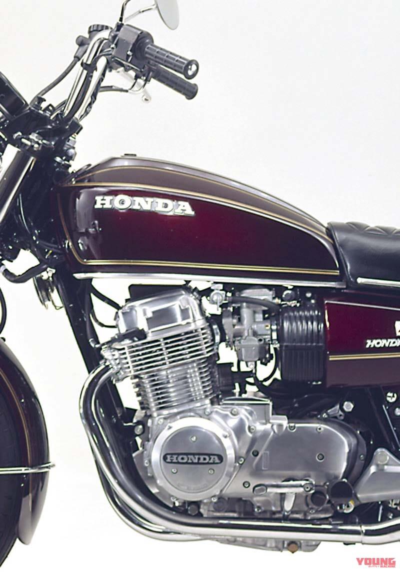 HONDA EARA 1977