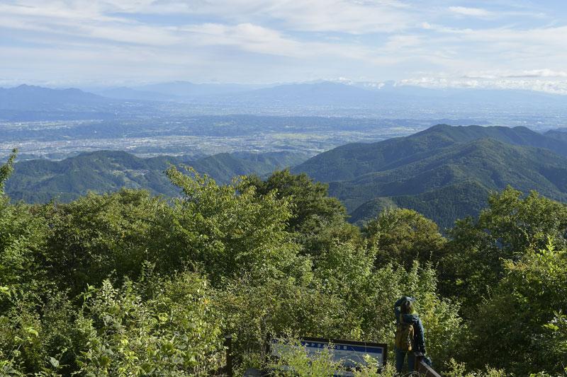 山の神の丘展望台