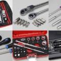 新製品を続々投入、モータースポーツにもアツい「TONE」の工具