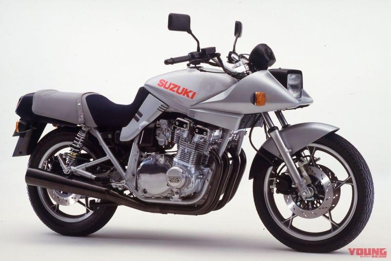 SUZUKI GSX750S 1982