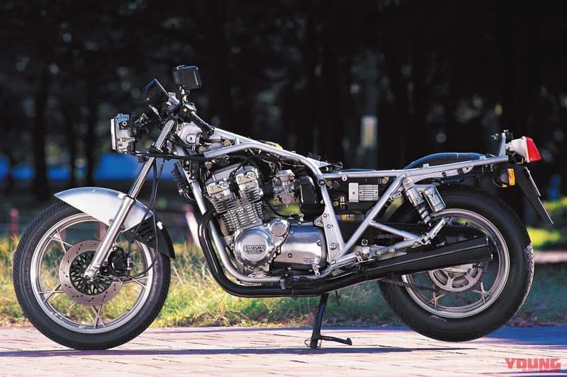 SUZUKI GSX1100S KATANA 1981