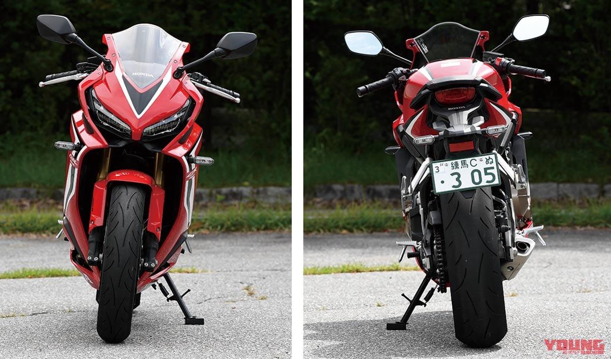 HONDA CBR650R