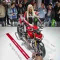 ドゥカティ ストリートファイターV4=最も美しいバイク in EICMA 2019(ミラノショー)