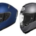 SHOEIのレーシングフルフェイス「X-Fourteen」にマットカラー2色が登場! 既存色と合わせて計5色に
