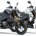 カワサキの原付二種「Z125 PRO」がカラー&グラフィック変更で2月1日発売に