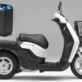 【70万円台で法人向け販売】原付一種/二種の2バージョンとなったホンダのベンリィe: は電動バイク普及の足掛かりになる?
