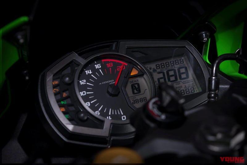 KAWASAKI Ninja ZX-25R 2020