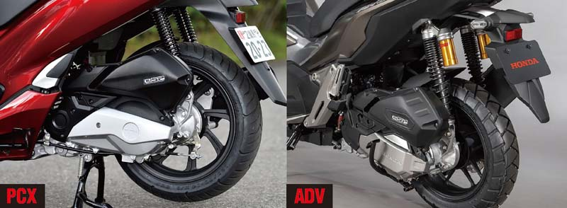 HONDA ADV150 PCX150