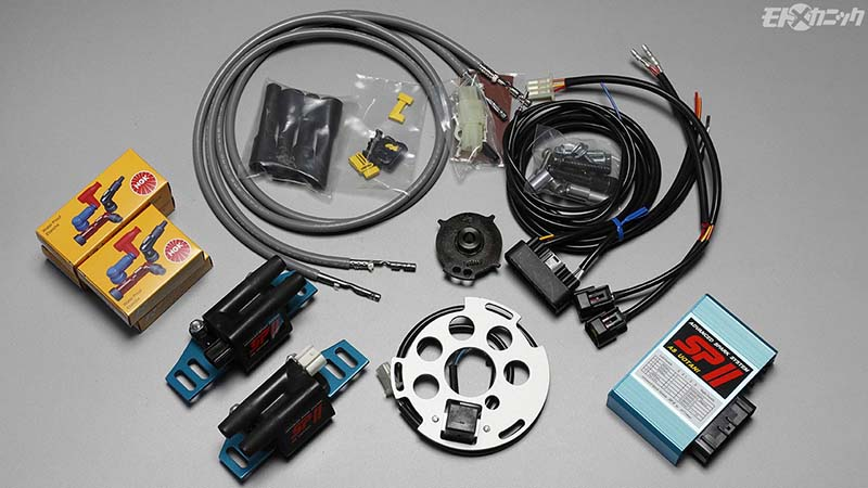 AS UOTANI SP-II FULL POWER KIT for KAWASAKI Z1