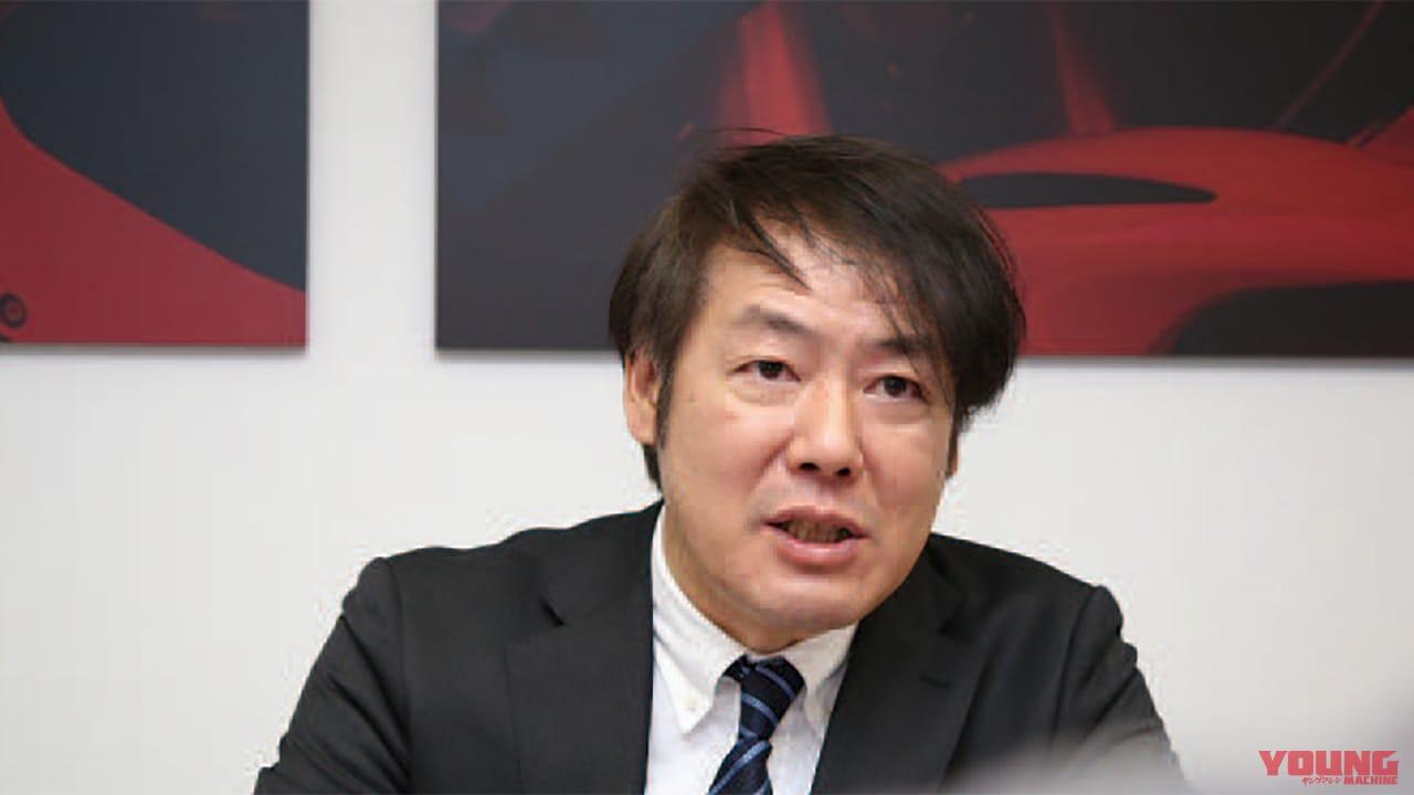 本田技研工場 二輪事業部本部ものづくりセンター 石川 譲さん