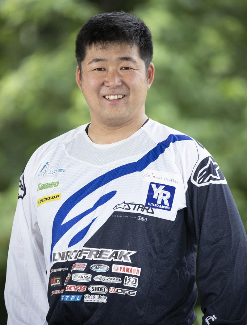 内山裕太郎選手
