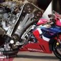 '20ホンダCBR1000RR-Rエンジン詳細解説【RC213Vと同径のボアで218psを発揮】