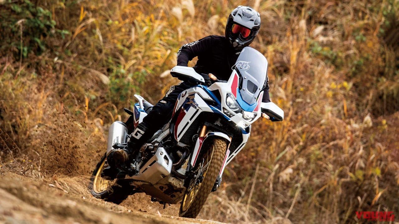 ホンダCRF110Lアフリカツイン アドベンチャースポーツ/ES