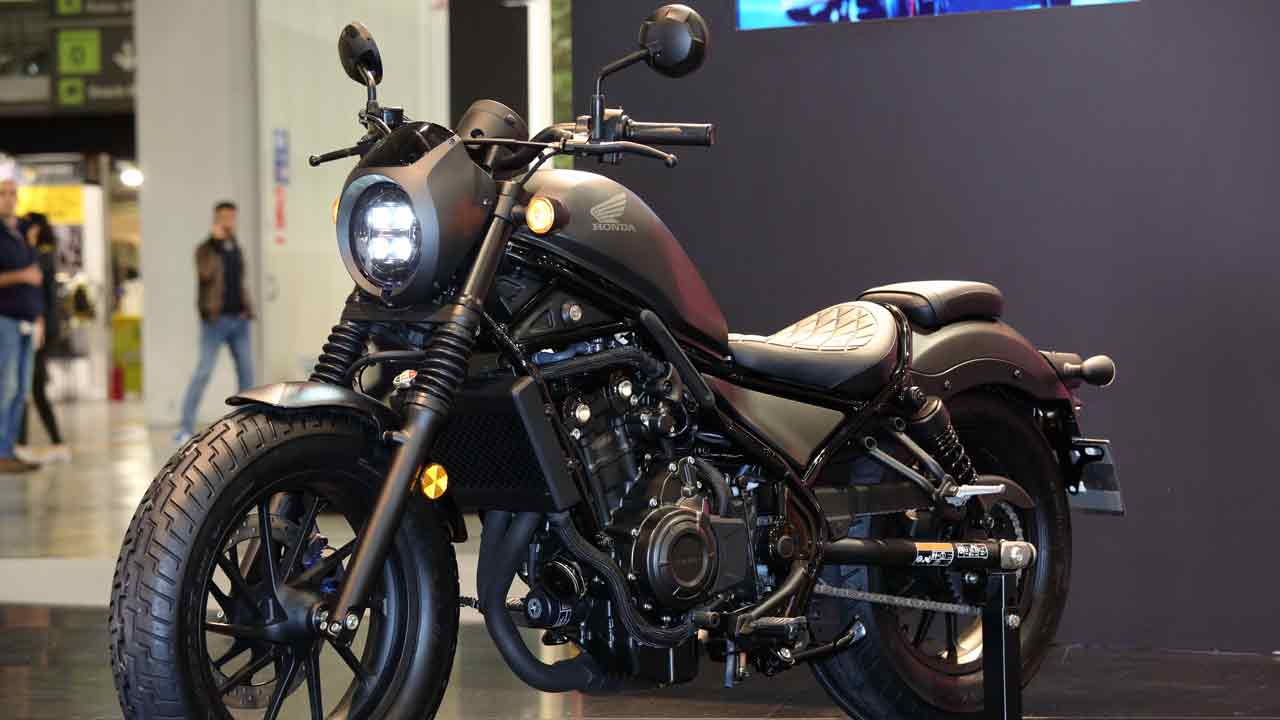 HONDA REBEL 500 S Edition