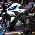 キムコの電動バイク第2弾はスポーツネイキッド・RevoNEX