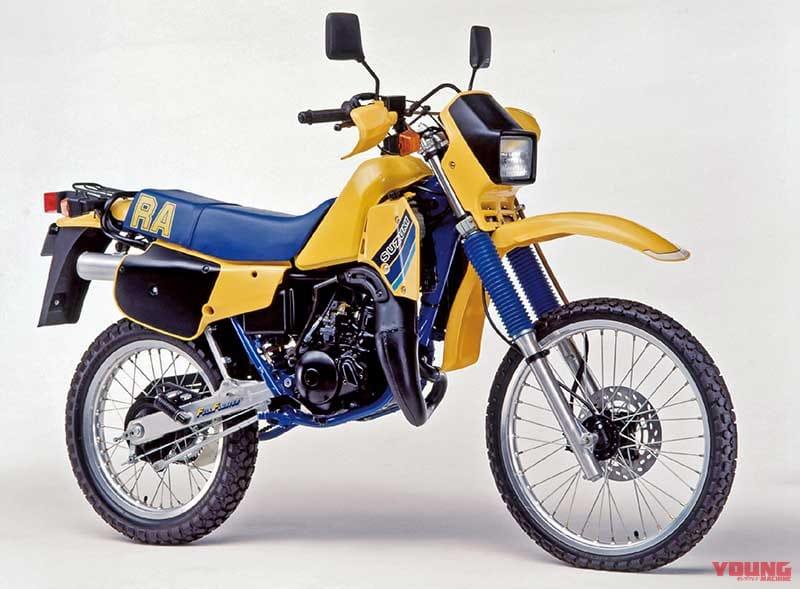 Suzuki RA125