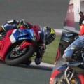 【超速報インプレッション】CBR1000RR-R試乗会でF.C.C. TSRホンダフランス、フォレイ選手に聞いた!