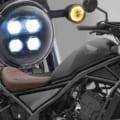 【'20ホンダ新型 レブル250 登場!】LED4灯でフェイスリフト/カウル付き Sエディション追加 3月19日発売
