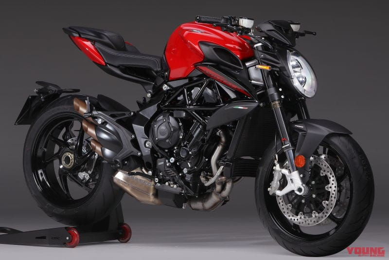 MV AGUSTA BRUTALE 800 ROSSO[2020]