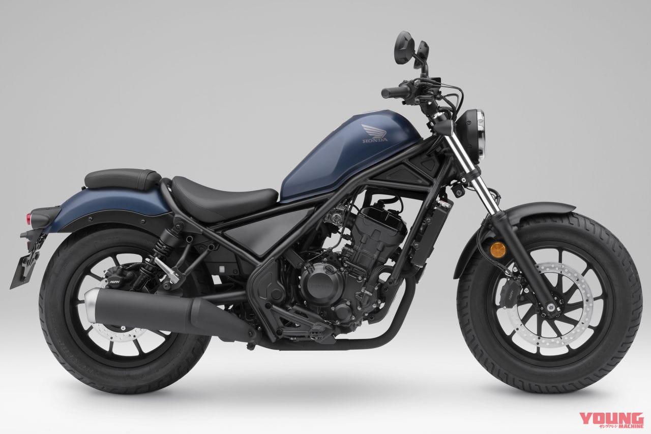 HONDA REBEL 250 2020
