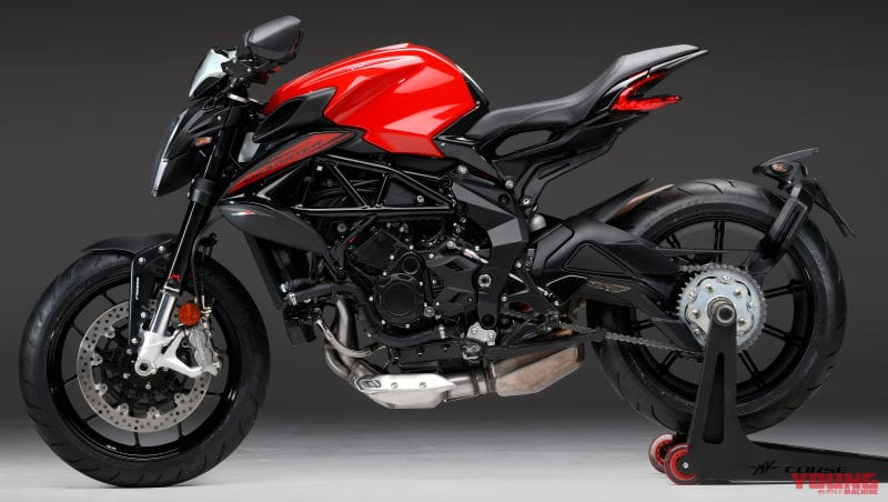 MV AGUSTA DRAGSTER ROSSO[2020]