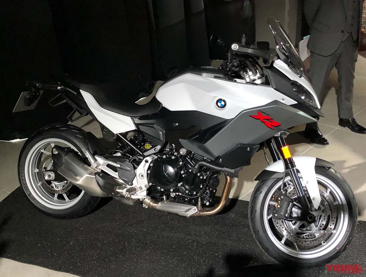 BMW F900XR 2020