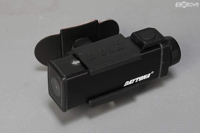 バイク専用ドライブレコーダーDDR-S100[デイトナ]