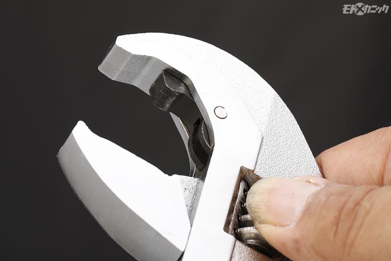 ディッキーズ ファストアクションモンキーレンチ(250mm)