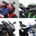 '20新車バイク総覧〈大型スーパースポーツ|国産車#1/2〉ホンダ ヤマハ