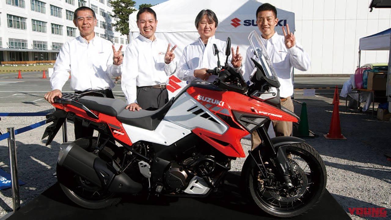 SUZUKI V-STROME1050